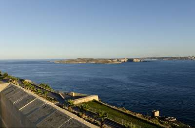 Apartment on Malta, Gozo, at Fort Chambray